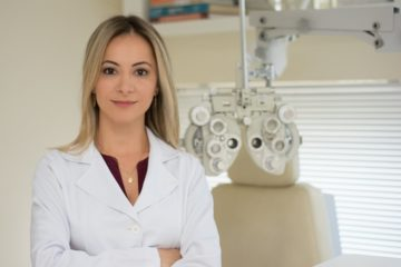 Dra. Ana Paola Baptistella - Oftalmologia em Curitiba